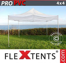 Event tent 4x4 m Clear