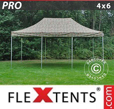 Event tent 4x6 m Camouflage/Military
