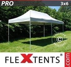 Event tent 3x6 m Silver