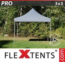 Event tent 3x3 m Grey