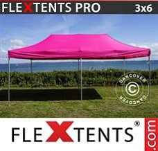 Event tent  3x6 m Pink
