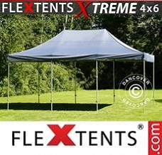 Event tent  4x6 m Grey