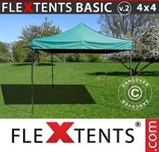 Event tent 4x4m Green