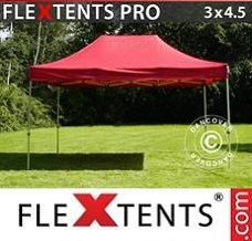 Event tent 3x4.5 m Red