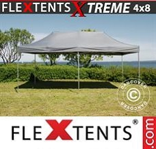Event tent  4x8 m Grey