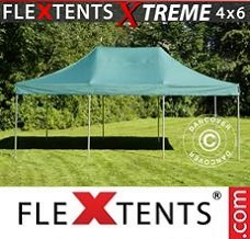 Event tent 4x6 m Green