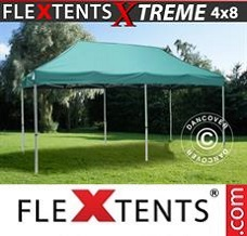 Event tent 4x8 m Green