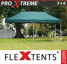 Event tent 3x6 m Green