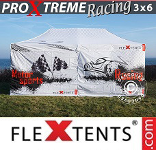 Event tent 3x6 m, Limited edition