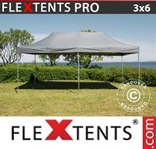 Event tent 3x6 m Grey