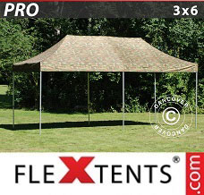 Event tent 3x6 m Camouflage/Military